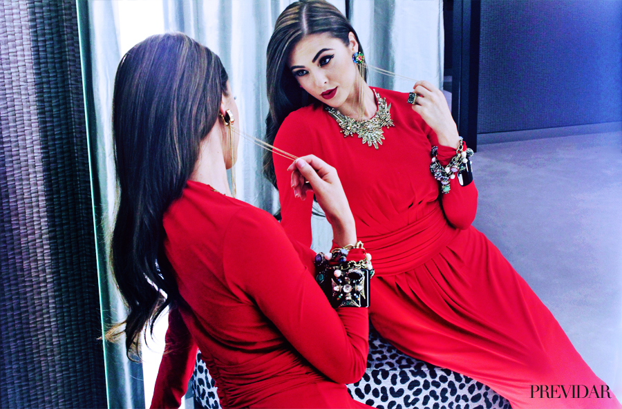 Lalla Hirayama on Previdar