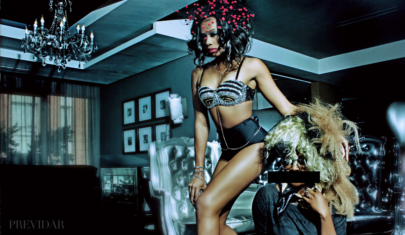 bonang-on-previdar-with-a-fashion-zombie